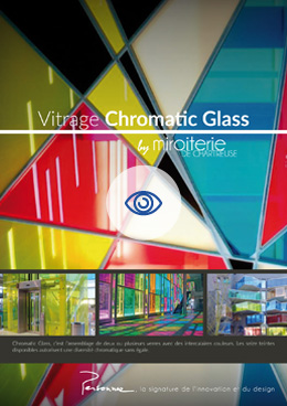 Flyer Chromatic Glass